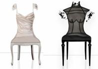 salone del mobile milano sedie lingerie